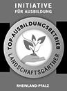 Logo Top Ausbildungsbetrieb Landschaftsgärtner