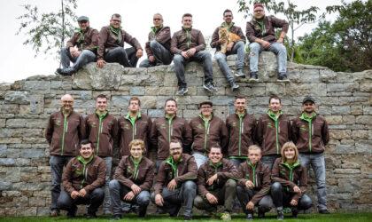 Das Team von Walter Schmitz Garten
